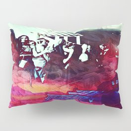 A Somber Affair Pillow Sham
