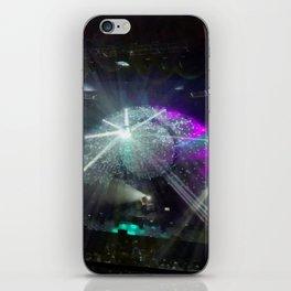 Rock Concert iPhone Skin