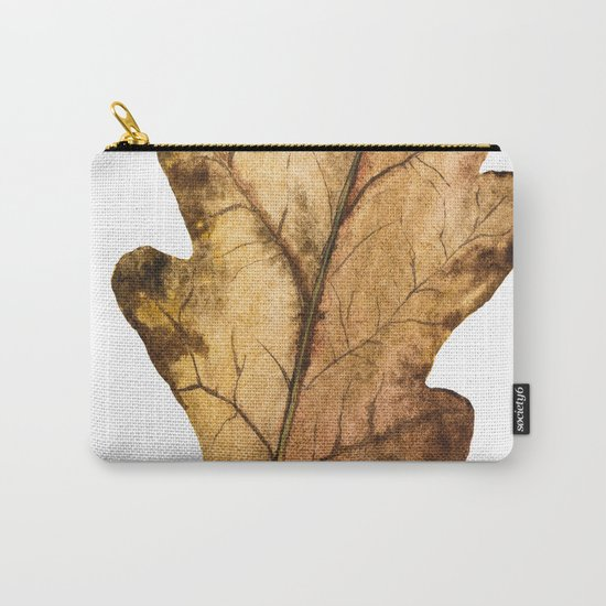 Autumn Leaf 01 Carry-All Pouch