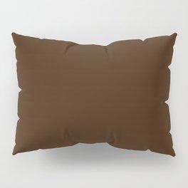 Better Place ~ Brunette Coordinating Solid Pillow Sham