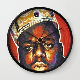 Notorious Biggie - BIG Wall Clock