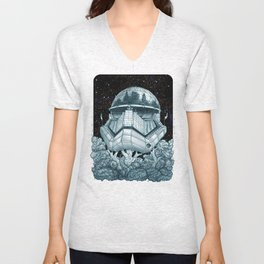 Stormtrooper Treehouse Unisex V-Neck