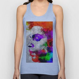 Prince Watercolor Unisex Tank Top