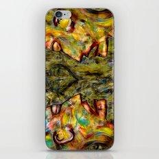 Begegnung iPhone & iPod Skin