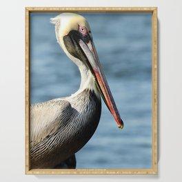 Pelican Serving Tray