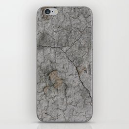 Old Brittle Wall 3 iPhone Skin
