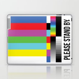 Color Bars Laptop & iPad Skin