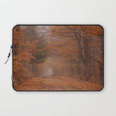 Autumn Path Laptop Sleeve