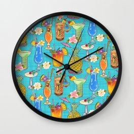 Harry's Hawaii Wall Clock