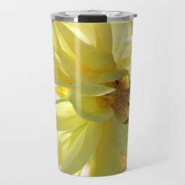 Busy Bumble Bee Travel Mug