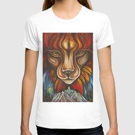 'Lynx' by Vanessa Stark T-shirt