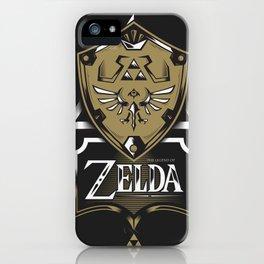 Zelda v89 iPhone Case
