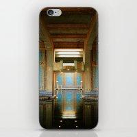 swim iPhone & iPod Skins featuring swim by Jaina Tharakan