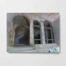 Lost Places, Beelitz Heilstaetten Metal Print