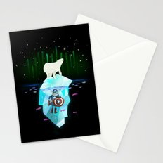 Wonders Above and Below Stationery Cards