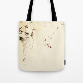 desnudas Tote Bag