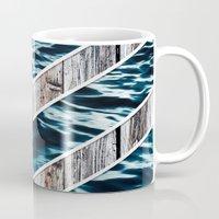 Striped Materials of Nature III Mug