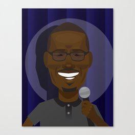 Hannibal Buress Canvas Print