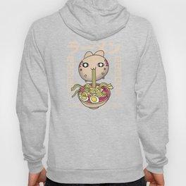Hungry Ramen Cat / Noodles Japan Hoody