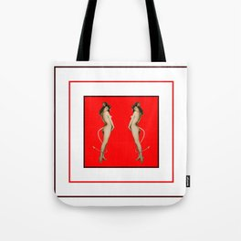 Lilith 3 Tote Bag