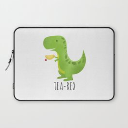 Tea-Rex Laptop Sleeve