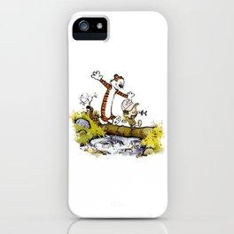 Calvin Exotic iPhone Case