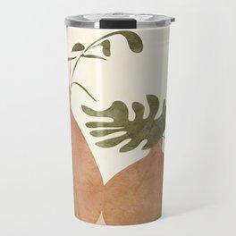 Two Living Vases Travel Mug