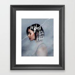 Songs XVI Framed Art Print