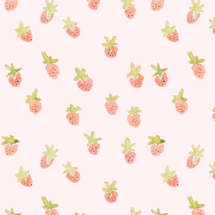 strawberry peach Leggings
