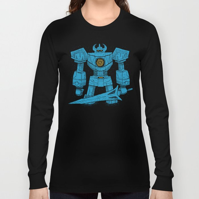 jaegerzord Long Sleeve T-shirt