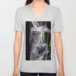 Only If You Dare Unisex V-Neck