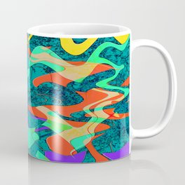 wave fxx 4b Coffee Mug