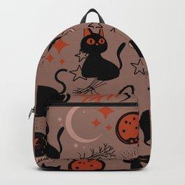 Cats Casting Spells Backpack