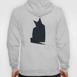 Origami Chat Noir Hoody