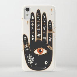 Palmistry 5 iPhone Case