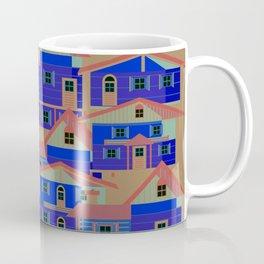 Houses pattern6 Coffee Mug