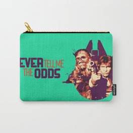 Han Solo & Chewbacca Carry-All Pouch