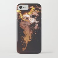 football iPhone & iPod Cases featuring Football by Frauste