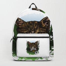 Calico Kitty Backpack