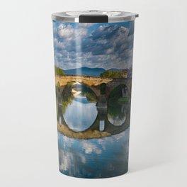 Bridge of Reflections Travel Mug