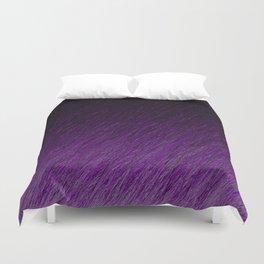 Funky Dark Purple Duvet Cover