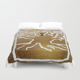 The Baobab: Our Tree of Life Duvet Cover