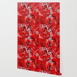 Spatter Wallpaper
