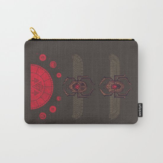Scarabs Carry-All Pouch