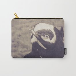 Adorable African Penguin Series 4 of 4 Carry-All Pouch