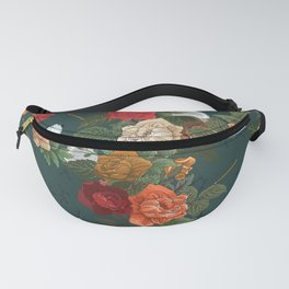 Chemistry Floral Fanny Pack