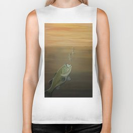 Bait and Switched Biker Tank