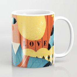 Ride, with love Coffee Mug