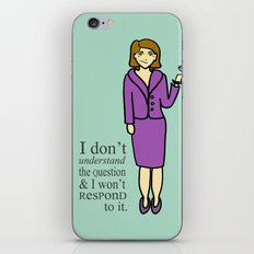 Lucille Bluth iPhone & iPod Skin