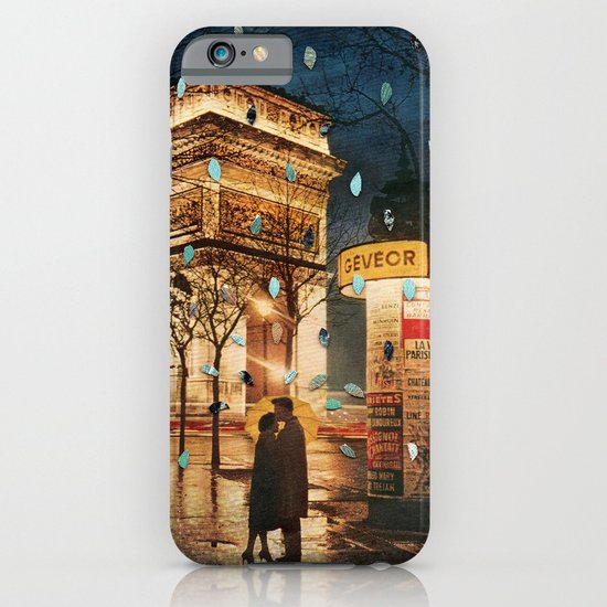 Rain Cant Touch Us iPhone & iPod Case